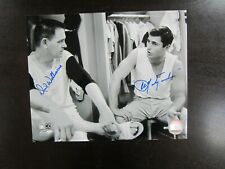 Carl Yastrzemski & Dick Williams Autograph / Signed 8 x 10 Photo Boston Red Sox