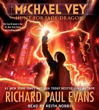 Michael Vey 4 - Hunt for Jade Dragon by Richard Paul Evans Audiobook