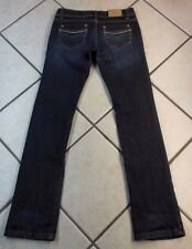 C'est Toi JEANS WOMEN'S DENIM BLUE JEANS. SIZE 3 INSEAM 31
