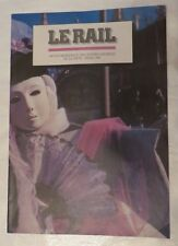 Le rail SNCB – mars 1989