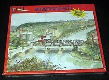 Zanesville Ohio Y-Bridge Jigsaw Puzzle 500+ Pieces 2006 Limited Edition