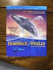 humpback whales macgillivray freeman's blu-ray Nrfp Marine Mammals Movie