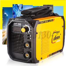 ZX7-200 Handheld Mini Welder IGBT Inverter MMA ARC Welding Machine 20-200A 220V