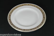 Royal Worcester GOLDEN ANNIVERSARY Bread/Butter Plate Excellent