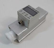 Used SMC Digital Flow Switch PFA703H-10-28, MAX Press.: 1.5MPa (wrs)