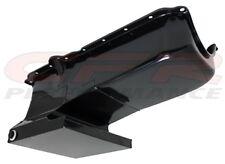 1962-67 CHEVY II NOVA 1986-02 SMALL BLOCK 305-350 DRAG RACING OIL PAN black pain