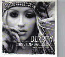 Christina Aquilera-Dirrty cd single