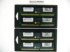 16GB 4X4GB ECC667 DDR2 PC2-5300 Fully Buffered Server memory