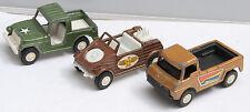 1969 Tootsietoy Pick Up truck Jeep Kugelwagon - USA - Good Wheels - USED C20D
