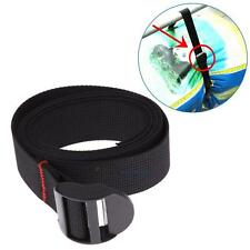 Nylon Pack Cam Tie Down Strap Lash Luggage Bag Suitcase Belt Buckle Adjustable