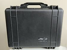 Peli1520 protector case with foam inserts