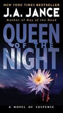 Queen of the Night by Jance, J. A., Good Book