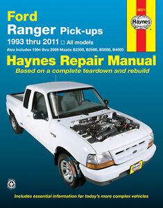 Ford ranger repair forum