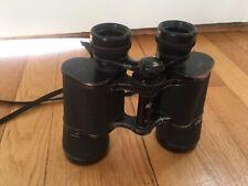 Vintage Swarovski Habicht Optic Binoculars 7x42 Austria