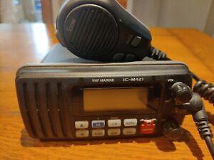 Icon M421 Vhf marine VHF dsc