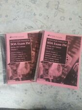 Actex Study Manual for sale | eBay