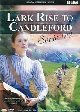 Lark Rise to Candleford : Serie 1 & 2 (8 DVD)