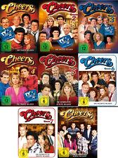 30 DVDs * CHEERS - SEASON / STAFFEL 1 - 8 IM SET ~ MB # NEU OVP +