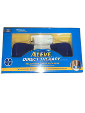 Aleve Direct Therapy Tens Device Relieves Lower Back Pain with Wireless Remote
