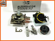 Alternator Repair Kit, Rectifier Regulator Brushes Fits LUCAS 15 16 17 18 ACR