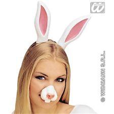 Donna Orecchie da Coniglio in plastica-Coniglio Cerchietto Costume Vestito