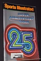Sports Illustrated Magazine Silver Anniversary Issue August 13 1979