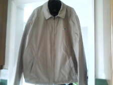 Lacoste Golf/Harrington Jacket-Talla 54 Grande - 80s Casuals