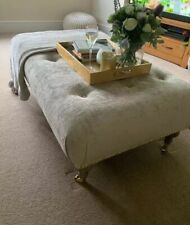 Footstool Stool Made To Measure In Any Laura Ashley Fabric
