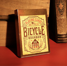 Bicycle Bourbon Playing Cards by USPCC from Murphy's Magic