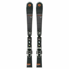 NEW!! 2020 Blizzard Kids Brahma Skis w Marker 4.5 Bindings- 100cm