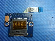 """HP ENVY m6-ae151dx 15.6"""" Genuine Laptop Card Reader Board w/Cable LS-C505P"""