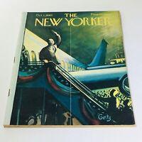 The New Yorker: October 1 1960 Full Magazine/Theme Cover Arthur Getz