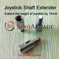 Arcade Joystick Shaft Extender Joystick extension rod for Sanwa Joystick
