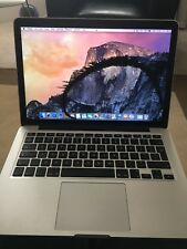 "Apple MacBook Pro A1502 13.3"" Laptop-MF840B/A (marzo, 2015, Argento)"