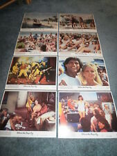 WHERE THE BOYS ARE(1984)LORNA LUFT ORIGINAL SET OF 8 DIFF COLOR STILLS+