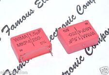 2pcs - WIMA MKP4 1.5uF (1,5µF) 250V 5% pitch:27.5mm Polypropylene Capacitor