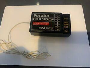 Futaba FP-R127DF RC   72mhz Receiver no crystal