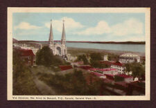 General View, Ste. Anne de Beaupre, Quebec, Canada