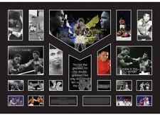 Muhammad Ali Signed Limited Edition Memorabilia