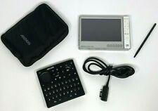 Archos 605 WiFi Silver ( 4 Gb ) Digital Media Player Bundle Case. Stylus, Remote