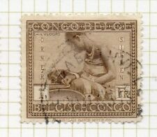 Belgian Congo 1923 Early Issue Fine Used Value 1F. 248128