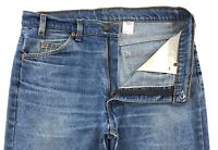 Vintage 70s 80s Levis 517 Jeans Mens 36x32 Orange Tab Made In USA Distressed