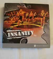 Beachbody Insanity Replacement Case Sleeve. Case Only No Dvd's included