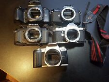 Pentax Bodies P30 ZX-50 ME MV1 Z1 SLR'S Spares and Repair