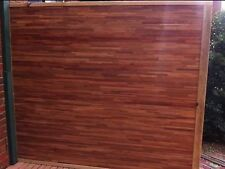 KERUING HARDWOOD DIY FENCE SLATS  65x10mm MERBAU TREATED PINE SPECIALISTS