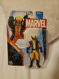 "Astonishing Wolverine 4"" MARVEL X-Men Action Figure Hasbro"