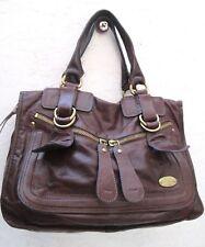 Sublime grand sac à main Chloé bay authentique cuir vintage bag