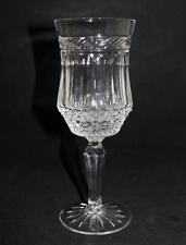 """Galway Crystal KILLARNEY Water Glass or Goblet 8 1/4"""" Tall"""
