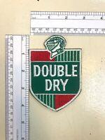 Vintage Double Dry Bottle Seminole Flavor Double-Cola Bottling Co. Sew On Patch