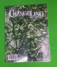 White Wolf: Changeling: the Lost: Character Sheet Pad: NIS RPG table top game